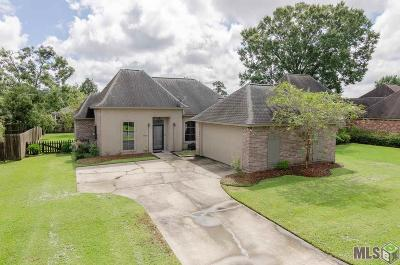 Gonzales Single Family Home For Sale: 14524 Lake Meadows Ct