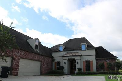 Greenwell Springs Single Family Home For Sale: 17248 Tugwell Ln