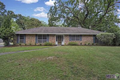 Baton Rouge LA Single Family Home For Sale: $204,900