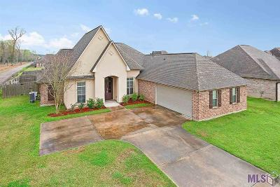 Baton Rouge Single Family Home For Sale: 20301 Puligny Ave
