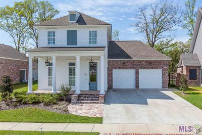 Baton Rouge Single Family Home For Sale: 13178 W Waterside Dr