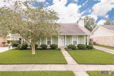 Baton Rouge Single Family Home For Sale: 13574 Greenview Ave