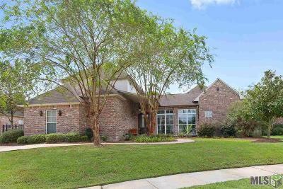 Baton Rouge Single Family Home For Sale: 11112 S Lakeside Oaks Ave