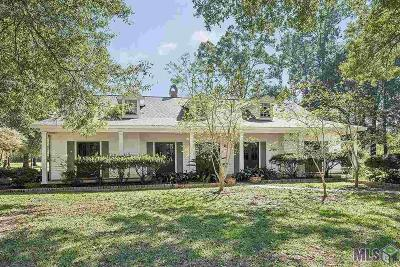 Baton Rouge Single Family Home For Sale: 16434 Caesar Ave