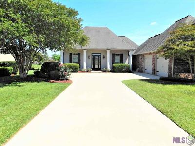 Zachary Single Family Home For Sale: 3166 Prestwick Ct