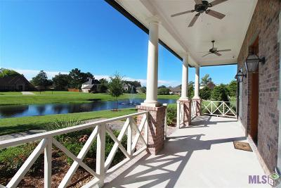 Baton Rouge Single Family Home For Sale: 15739 Woodland Trail Ave