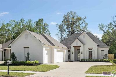 Prairieville Single Family Home For Sale: 37343 Whispering Hollow Ave