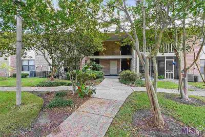 Baton Rouge Condo/Townhouse For Sale: 5323 Blair Ln #V202