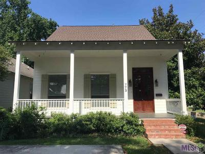 Baton Rouge Single Family Home For Sale: 773 Concordia St