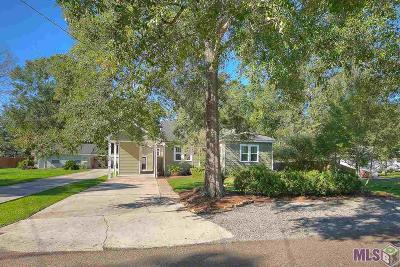 Baton Rouge Single Family Home For Sale: 4240 Tupello St