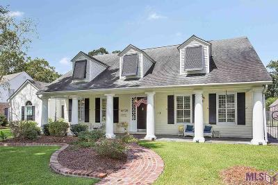 Baton Rouge Single Family Home For Sale: 16539 Centurion Ave