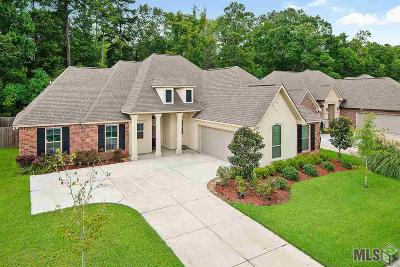 Greenwell Springs Single Family Home For Sale: 4980 Woodstock Way Dr