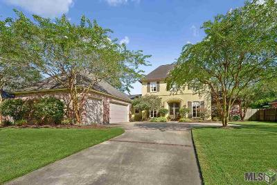 Baton Rouge Single Family Home For Sale: 13755 Clarendon Dr