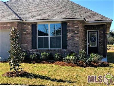 Gonzales Single Family Home For Sale: 7521 Cherrybark Oak Dr
