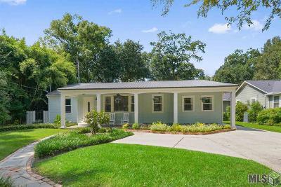 Baton Rouge LA Single Family Home For Sale: $475,000