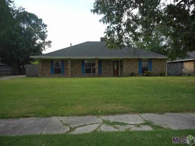 Baton Rouge LA Single Family Home For Sale: $119,600