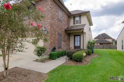 Prairieville Condo/Townhouse For Sale: 18177 Pinehurst Dr