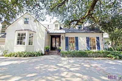 Baton Rouge Single Family Home For Sale: 1152 Ingleside Dr