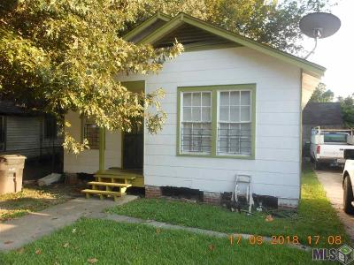 Baton Rouge Single Family Home For Sale: 3374 Linden St
