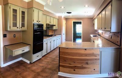 Baton Rouge Single Family Home For Sale: 11974 Parkmount Blvd