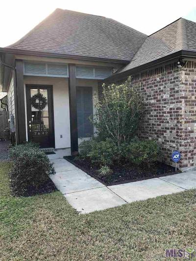 Baton Rouge Single Family Home For Sale: 7642 Ibiza Dr