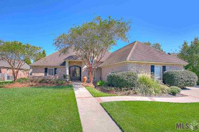 Baton Rouge Single Family Home For Sale: 15523 White Tail Ct