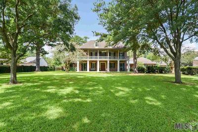 Baton Rouge Single Family Home For Sale: 405 Sunset Blvd