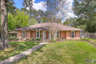 Baton Rouge Single Family Home For Sale: 15455 Guymon Ave