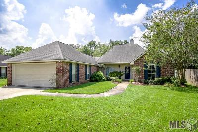 Prairieville Single Family Home For Sale: 38077 Cove Ct