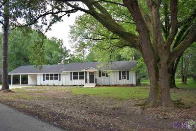 Denham Springs Single Family Home For Sale: 116 Janmar St