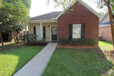 Baton Rouge Single Family Home For Sale: 7856 Clover Ridge Ave