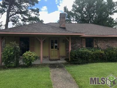 Baton Rouge Single Family Home For Sale: 4516 Thames Dr