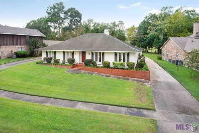 Baton Rouge Single Family Home For Sale: 437 Carriage Way