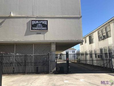 Baton Rouge Condo/Townhouse For Sale: 3005 Highland Rd #26