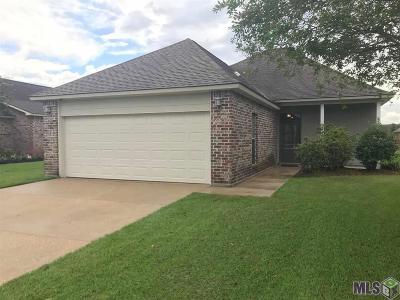 Baton Rouge LA Single Family Home For Sale: $215,000