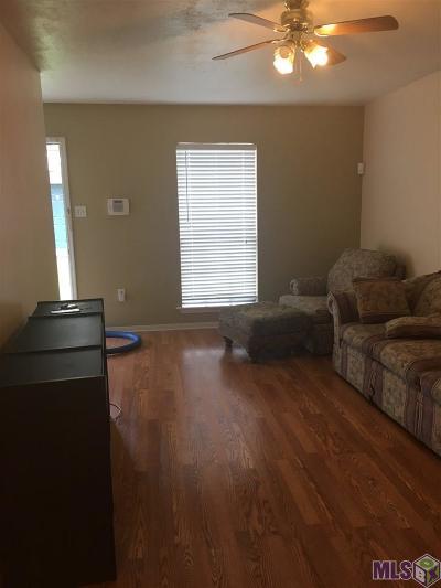 Baton Rouge Condo/Townhouse For Sale: 1736 Brightside Ln #C