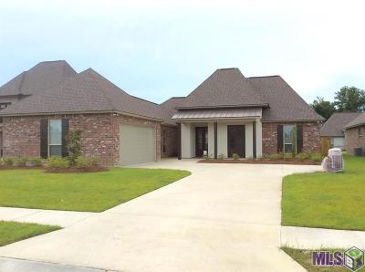 Prairieville Single Family Home For Sale: 40285 Buchanan Ct