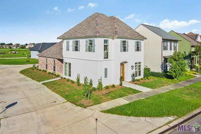 Zachary Single Family Home For Sale: 2215 S Turnberry Ave