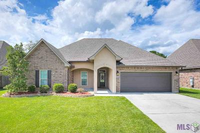 Gonzales Single Family Home For Sale: 14521 Stonegate Manor Dr