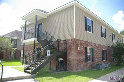 Denham Springs Condo/Townhouse For Sale: 31855 La Hwy 16 #803