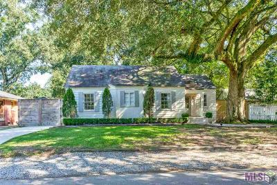 Baton Rouge Single Family Home For Sale: 1704 Myrtledale Ave