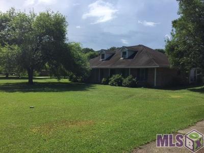 Denham Springs Single Family Home For Sale: 7570 Latimer Dr