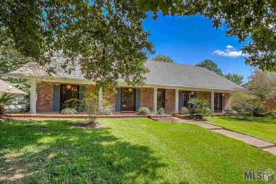 Baton Rouge Single Family Home For Sale: 4119 E Lake Sherwood Ave