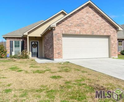 Prairieville Single Family Home For Sale: 42378 Cedarstone Ave