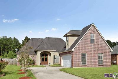 Denham Springs Single Family Home For Sale: 26078 Big Ben Dr