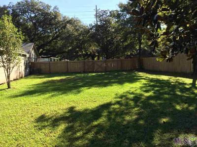 Baton Rouge Residential Lots & Land For Sale: 1654 College Dr
