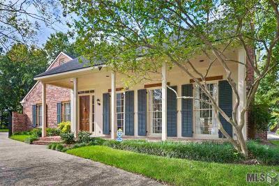 Baton Rouge Single Family Home For Sale: 2170 Rue Bienvenue