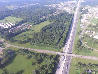 Denham Springs Residential Lots & Land For Sale: Tbd La Hwy 16