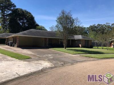 Baton Rouge Single Family Home For Sale: 328 Robindale Cir