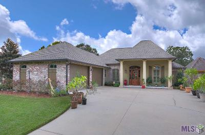 Baton Rouge Single Family Home For Sale: 15810 Parkside Ct